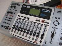 Boss BR1180 recorder