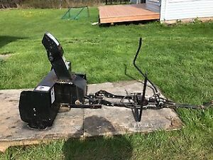 Craftsman Snowthrower / Snowblower  Serviced twice yearly!