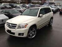 2010 white Mercedes GLK350 4matic- PRICE REDUCED!!!
