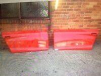 Audi R8 doors need slight repair £200