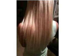 HAIR EXTENSIONS, EVERY METHOD! CALL TODAY, DONE TODAY!! London Ontario image 2