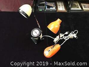 Vintage Modern Desk Lamps