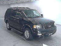 FRESH IMPORT FORD EXPEDITION 4WD AUTOMATIC LHD 8 SEATS BLACK NOT EXPLORER
