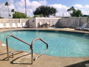 For sale only, mobile in 55+gated Park,Weslaco,Texas