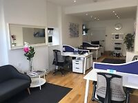 Desk Space to Rent Twickenham (Parking Included)