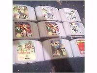 i need any retro/new games and consoles/64/3ds/ds/ps1/neo geo/gamecube /megadrive etc