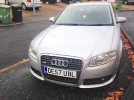 AUDI A4 FOR SALE £3100 Ono