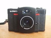 LC-Wide 35mm film camera