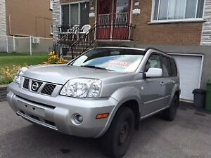 2006 Nissan X-Trail SUV Crossover