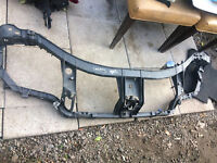 ford galaxy mk3 front slam panel head light brakets for sale or fitted