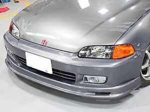 MUGEN STYLE FRONT LIP CIVIC 92-95 2/3 DOOR