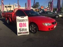 2003 Holden ONE TONNER C/C Automatic Commodore Ute Burpengary Caboolture Area Preview