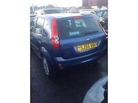 2006 FORD FIESTA 1.4 PETROL - BREAKING FOR PARTS