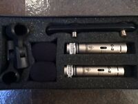 Behringer C2 Condenser Microphone, Matched Pair