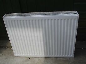 Double Panel Central Heating radiator