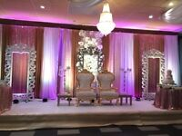 Edmonton Event Decorator & Wedding Rentals