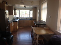 3/4 bed semi detached house in fallowfield -large Garden -to rent at £900 monthly