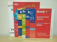 Bond,CGP,Lett Book Titles, Pack of 6--EXCELLENT
