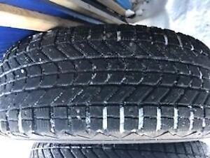 Tires&Rims P265/70R17
