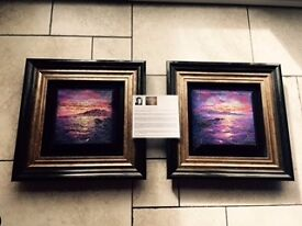 Original Oil Paintings by A.G. Kurtis