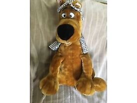 Large Scooby Doo soft toy - Sherlock Holmes