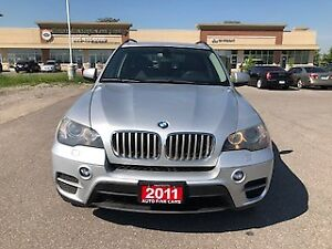 2011 BMW X5 35D Panoramic sunroof GPS Backup camara