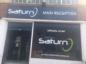 Offices to let At the Saturn Business Centre,Birmingham