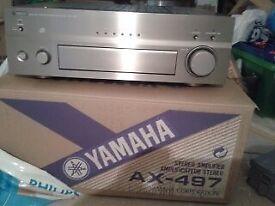 YAMAHA AMPS
