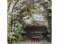 A sweet one bed victorian garden property e8 1ag swap...london or essex areas