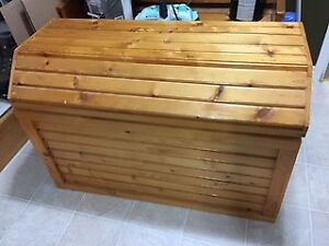 Handmade Toy Chest / Trunk