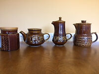 Retro Mid Century Coffee Tea Pot Vintage 70s