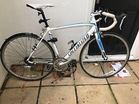 Specialised Road Bike (medium size)