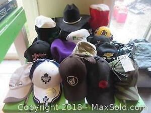 Collection Of Hats B