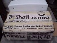 DUDLEY TRI SHELL CISTERN