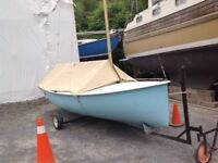 15' Albacore dinghy, good condition, in Kingston