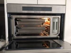 Kleenmaid steam oven. $650.00.  New $3000.00 Perfect condition Labrador Gold Coast City Preview