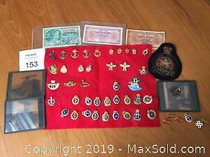 Miscellaneous Military Items B
