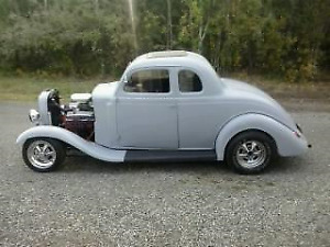 Hot Rod/  PossableTrades for small MotorHome or camper van