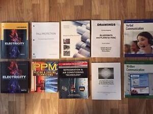 HVAC BOOKS FOR SALE IN SPRINGHILL