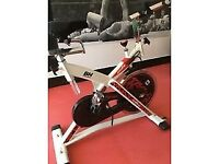 BH SB2.6i exercise bike, spin, studio, 22kg flywheel