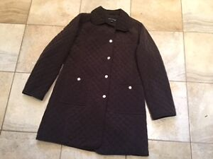 Anne Klein Quilted Coat