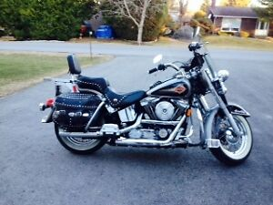 96 Heritage Softail Classic