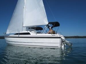 MACGREGOR 26X SAIL BOAT FOR SALE