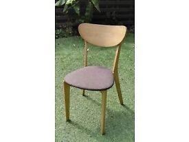 4 x Merrick dining chairs
