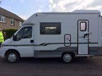 Peugeot Boxer Starfire Motorhome 2berth ready to travel your holiday destinations