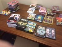 DVD BOX SETS AND SINGLES FOR SALE