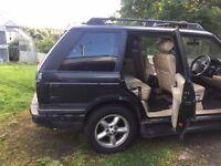 Range Rover 1997 LPG Petrol 4