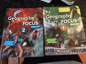 text books year 7-12 Belmore Canterbury Area Preview