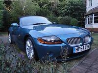 BMW Z4 2.5 i SE Roadster 2dr