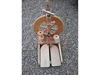 Ashford spinning wheel Kiwi 2 & accessories.
